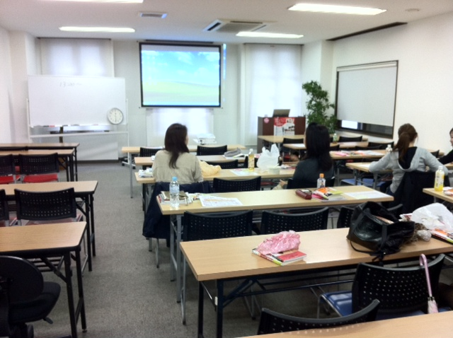FA 4級講座 お昼休み中